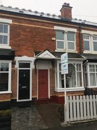 Thumbnail 2 bed terraced house to rent in Riland Road, Sutton Coldfield