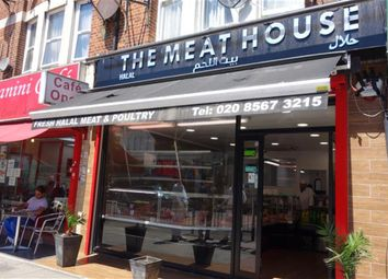 Thumbnail Retail premises for sale in Excellent Halal Butchers W13, Ealing