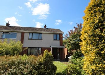 Thumbnail 3 bed semi-detached house to rent in Palmer Avenue, Lisburn
