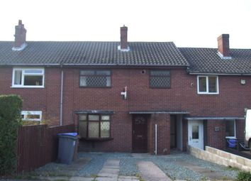 Thumbnail 3 bed town house to rent in 64 Baddeley Hall Road, Baddeley Green