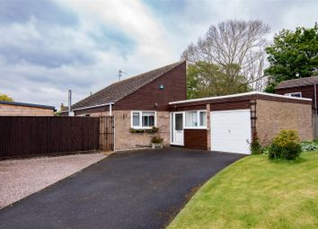 Thumbnail 3 bed detached bungalow for sale in Marshall Close, Fishtoft, Boston