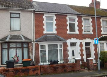 Thumbnail 2 bed terraced house to rent in Stafford Road, Newport