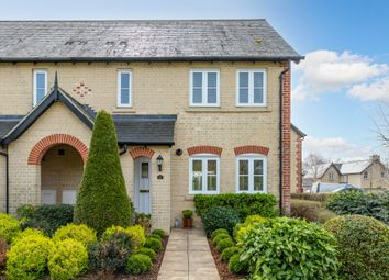 Thumbnail 3 bed mews house for sale in Middlemarch, Fairfield, Herts