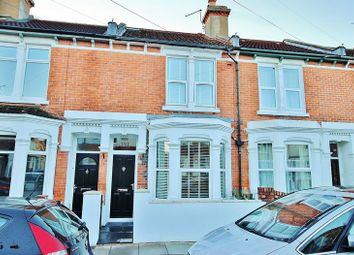 Thumbnail 4 bedroom terraced house for sale in St. Augustine Road, Southsea