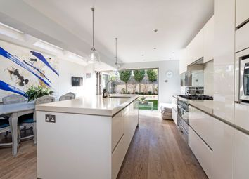 4 bed terraced house for sale in Leathwaite Road, London SW11