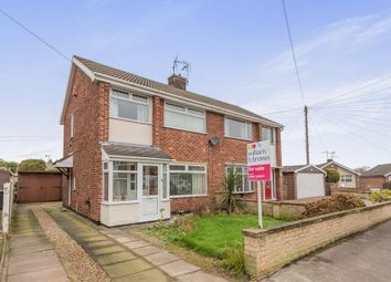 Thumbnail 3 bed semi-detached house for sale in Northfield Drive, Woodsetts, Worksop
