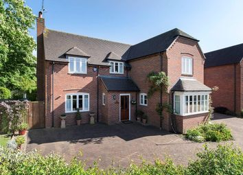 Thumbnail 4 bed detached house for sale in Southam Road, Leamington Spa