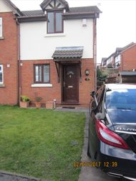 Thumbnail 2 bedroom semi-detached house to rent in Ladywell Road, Stoke
