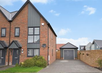 Thumbnail 2 bed semi-detached house for sale in Crispin Close, New Romney, Romney Marsh, Kent
