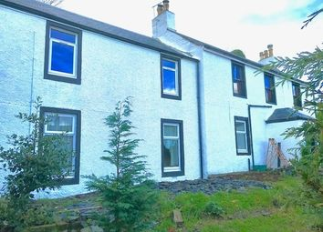Thumbnail 1 bed flat for sale in Ardbeg Road, Rothesay, Isle Of Bute