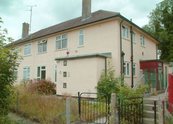 Thumbnail 2 bed flat for sale in Ventnor Close, Swindon