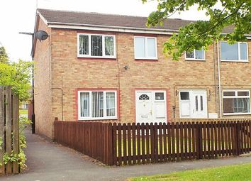 Thumbnail 3 bed end terrace house for sale in Wyndham Way, North Shields