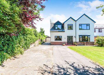 Thumbnail 5 bed detached house for sale in Park Lane, Poulton-Le-Fylde