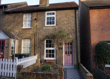 Thumbnail 2 bed cottage to rent in Lower Road, Loughton