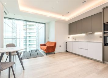 Thumbnail Studio to rent in Carrara Tower, 1 Bollinder Place, London