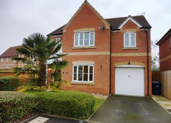 Thumbnail 4 bed detached house for sale in Penrose Gardens, Wisbech