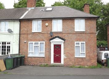Thumbnail 4 bedroom semi-detached house to rent in Beaconsfield Street, West Bromwich