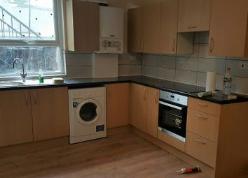 Thumbnail 3 bed flat to rent in Leytonstone High Road, London