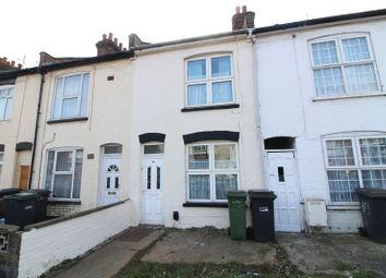 Thumbnail 2 bed terraced house for sale in Two/Three Bed Home, Bury Park Road, Luton