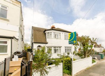 Thumbnail 4 bed semi-detached house to rent in Burney Avenue, Surbiton