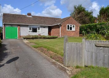 Thumbnail 4 bed detached bungalow for sale in Shop Lane, Leckhampstead, Berkshire