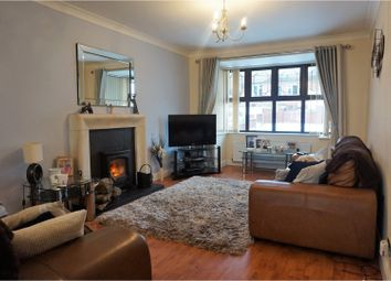 Thumbnail 4 bed detached house for sale in Sunart Close, Crewe