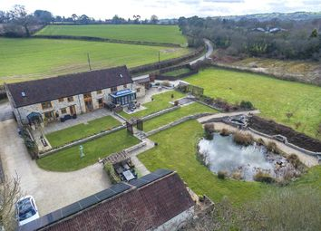 Thumbnail 5 bed detached house for sale in Combe Gate Barn, Chaffcombe, Chard, Somerset