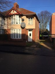 Thumbnail 3 bedroom semi-detached house for sale in Alexandra Road, Peterborough, Cambridgeshire.