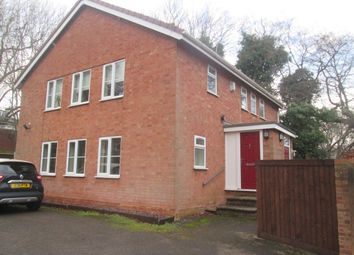 Thumbnail 2 bed maisonette to rent in Carpenter Road, Edgbaston, Birmingham
