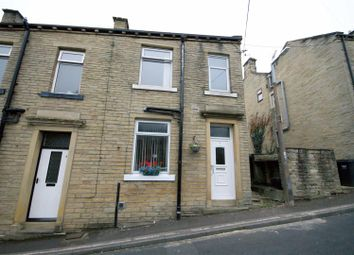 Thumbnail 2 bed end terrace house for sale in Barber Street, Brighouse