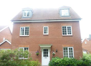 Thumbnail 5 bedroom property to rent in Benet Close, Thetford