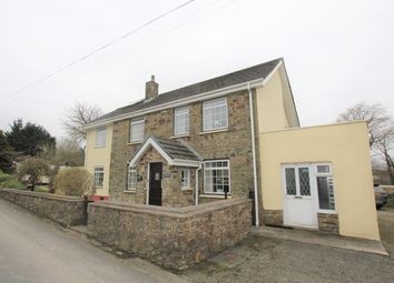 Thumbnail 5 bed detached house for sale in Pencae, Llanarth