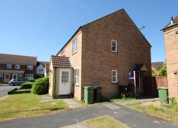 Thumbnail 1 bedroom semi-detached house to rent in St Hughs Rise, Didcot