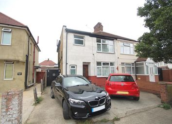 Thumbnail 3 bed maisonette for sale in Hyde Way, Hayes