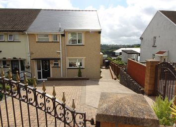 Thumbnail 3 bed semi-detached house for sale in Lloyd Avenue, Crumlin, Newport