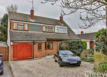 Thumbnail 3 bed semi-detached house for sale in Sedgley Road, Bishops Cleeve, Cheltenham