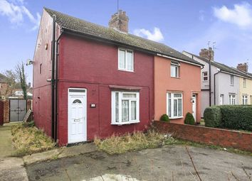 Thumbnail 3 bed semi-detached house to rent in St. Pauls Road, Peterborough