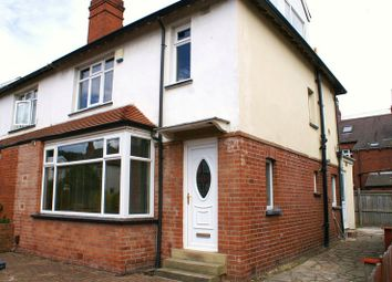 Thumbnail 5 bed semi-detached house to rent in Estcourt Terrace, Headingley, Leeds