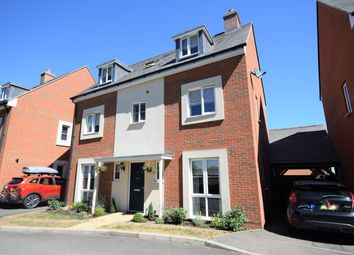 Thumbnail 5 bed detached house for sale in Sir Bernard Paget Avenue, Ashford