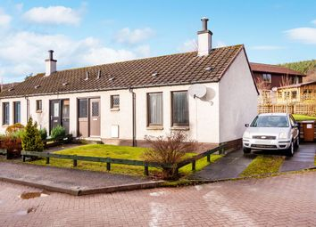 Thumbnail 1 bed semi-detached bungalow for sale in Dunbarry Terrace, Kingussie
