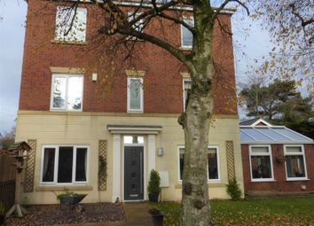 Thumbnail 5 bed detached house for sale in Manor Court, Longton, Preston