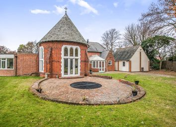Thumbnail 6 bedroom detached house for sale in Clacton Road, Horsley Cross, Manningtree