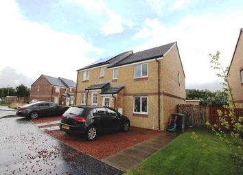Thumbnail 3 bed semi-detached house for sale in Sweet Thorn Drive, Lindsayfield, East Kilbride