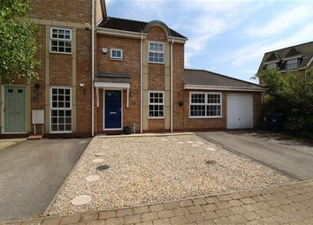 Thumbnail 3 bedroom property for sale in Holland House Court, Preston