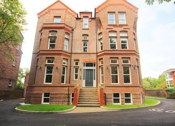Thumbnail 2 bed flat to rent in 4 Livingston Drive North, Aigburth, Liverpool