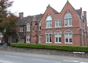 Thumbnail 1 bed flat for sale in Sugden House, Leek, Staffordshire