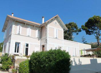 Thumbnail 4 bed property for sale in St Cyr Sur Mer, Var, France