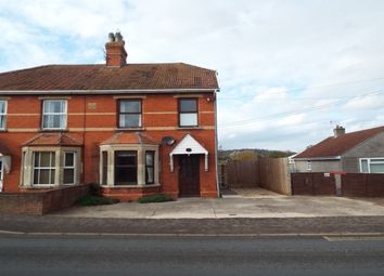 Thumbnail 3 bed semi-detached house to rent in Coxley, Wells