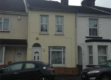 Thumbnail 2 bedroom terraced house to rent in Shakespeare Road, Gillingham