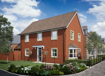 Thumbnail 4 bed detached house for sale in The Priston, Bradley Road, Trowbridge